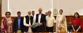 PU, WCLA sign MoU to promote heritage